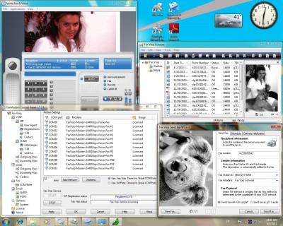 Fax Voip T38 Fax & Voice 8.3.1 screenshot