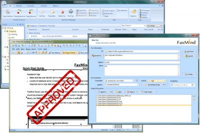 Faxmind Server 5.7.6.1010 screenshot