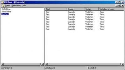 FBRent 1.0.4 screenshot