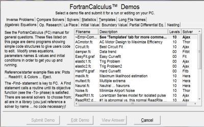 FC Compiler 6 screenshot
