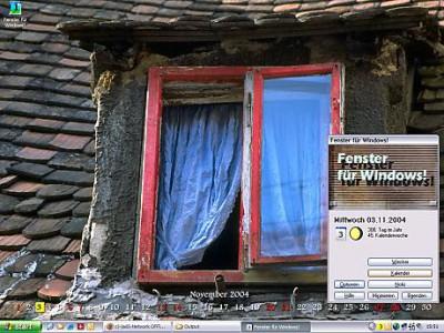 Fenster für Windows! 2.6.3 screenshot