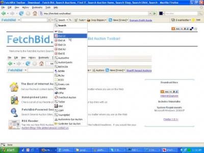 FetchBid Auction Tools 1.5.15.0 screenshot