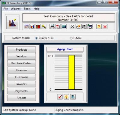 FF Inventory Pro 5 screenshot