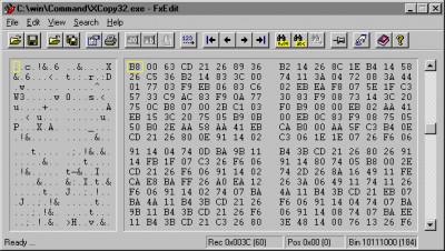 File Editor 2000 4.0 screenshot
