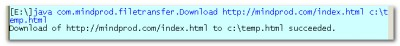 File Transfer 2.6 screenshot