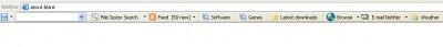 FileCluster Toolbar 1.35 screenshot