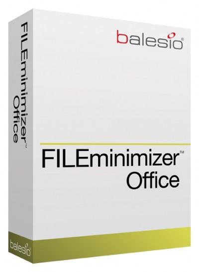FILEminimizer Office 5.0 screenshot