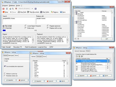 FilerPal DataMate 2.02.00 screenshot