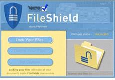FileShield 1.1 screenshot