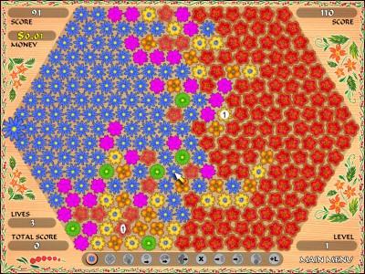 Filler 1.1.0 screenshot