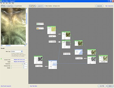 Filter Forge Professional 8.005 screenshot