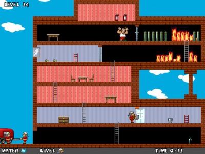 Fireman's Adventures 1.01 screenshot