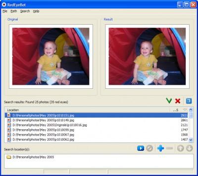 FirmTools RedEyeBot 1.0 screenshot