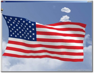 Flags of North America 1.1 screenshot