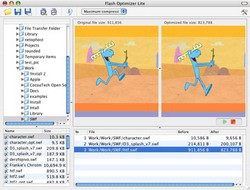 Flash Optimizer Lite for Mac 1.0 screenshot