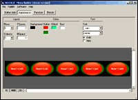Flashation Flash Web Menu Builder (Try Now) - New Vers screenshot