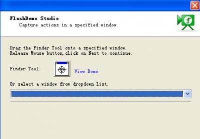 FlashDemo Studio 1.1 screenshot