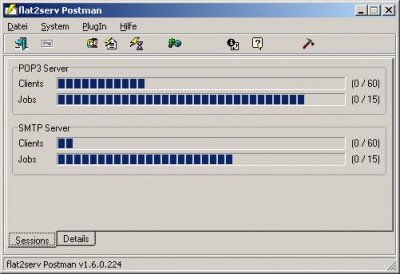 flat2serv Postman 1.6.0.260 screenshot