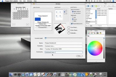 Floppy Disk Labeler 1.0 screenshot