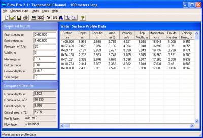 Flow Pro 2.1 screenshot