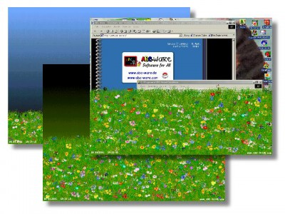 Flower Power Screensaver 2.00.0403 screenshot