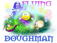 Flying Doughman 1.5 screenshot