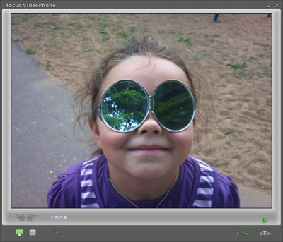 Focus VideoPhone 3.4b screenshot