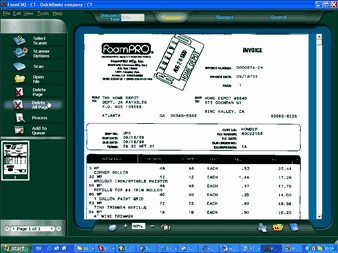 FormCliQ/Office 2007 screenshot