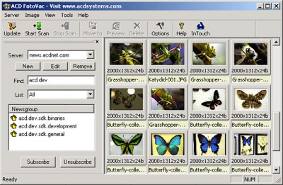 FotoVac 1.0 screenshot