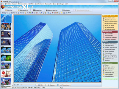 FotoWorks XL 2 20.0.0 screenshot