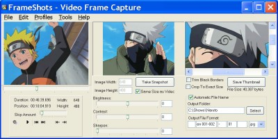 FrameShots 4.0 screenshot