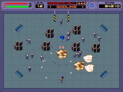 Frank Zapper Deathmatch Contest 1.1 screenshot