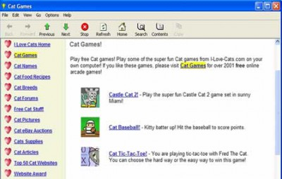 Free Cat Games 1.0.0 screenshot