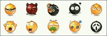 Free MSN Emoticons Pack 2 1.5 screenshot