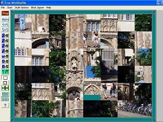 Free Winshuffle 2.1 screenshot