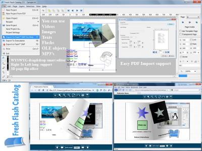Fresh Flash Catalog 3.7.0.1 screenshot