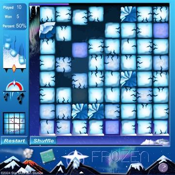 Frozen 1.3 screenshot
