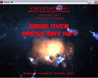Frustration 1.0 screenshot