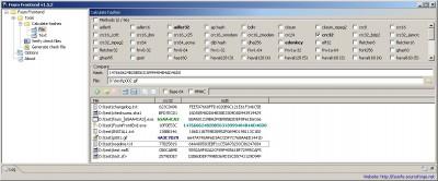 Fsum Frontend 1.5.5.1 screenshot