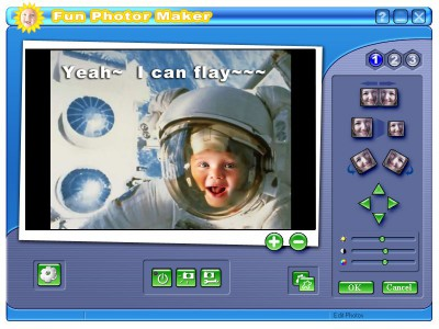 Fun Photo Maker 2005 screenshot