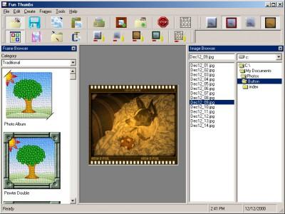 Fun Thumbs 1.0 screenshot