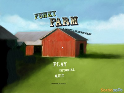 Funky Farm 1.1 screenshot