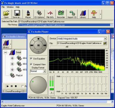 Fx Magic Music 5.7.13 screenshot
