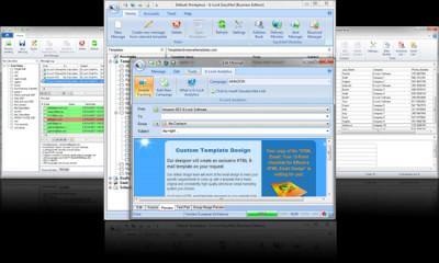 G-Lock EasyMail 6.89 screenshot
