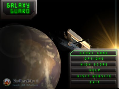 Galaxy Guard 3.2 screenshot