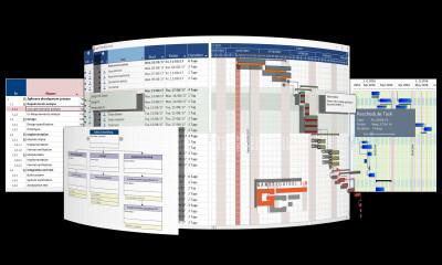 Gantt Control VCL 3.0 screenshot
