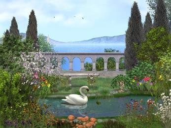 Garden - Animated Wallpaper 5.07 screenshot