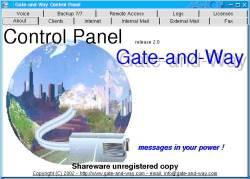 Gate-and-Way Backup 2.2 screenshot