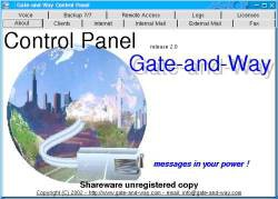 Gate-and-Way Mail 2.2 screenshot