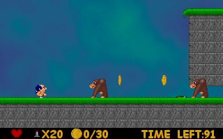 Gens Gold Mario 1.00 screenshot